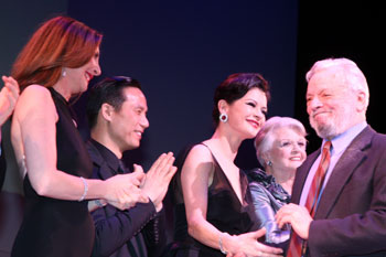 Donna Murphy, B.D. Wong, Catherine Zeta-Jones,
