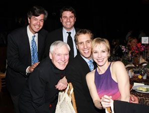 John Fullerton, Jacques d'Amboise, Adam Del Deo,