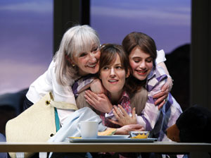 Kathleen Chalfant, Rosemarie DeWitt and Sami Gayle
