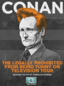 (Conan graphic © Mike Mitchell)