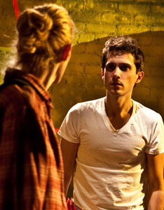 Shannon Burkett and Charles Socarides