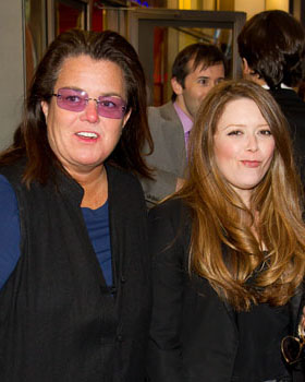 Rosie O'Donnell and Natasha Lyonne