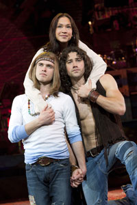 Kyle Riabko, Diana DeGarmo