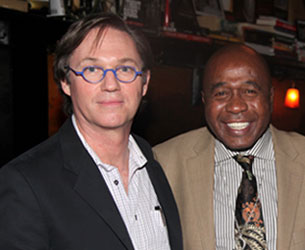 Richard Thomas and Ben Vereen