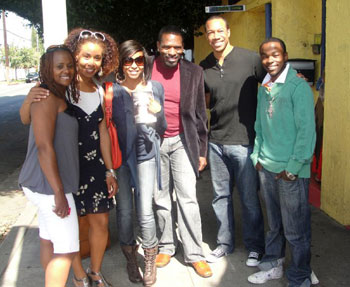 Taraji Henson, Adenrele Ojo, Karen Malina White, Bernard Addison,