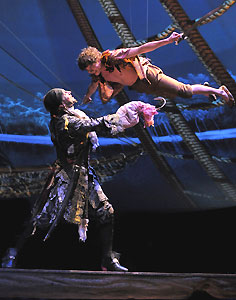 Jonathan Hyde and Nate Fallows