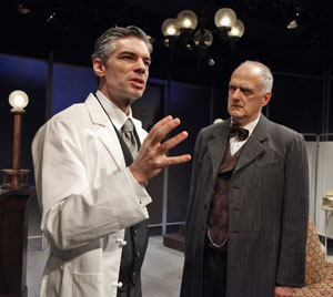 Thomas M. Hammond and Patrick Husted