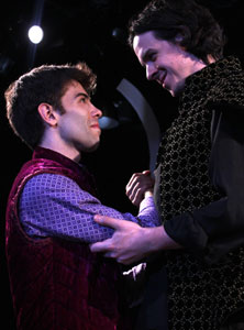 Chris Bannow and Craig Wesley Divino