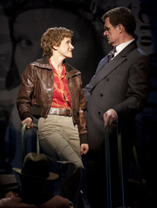 Jenn Colella and Michael Cumpsty