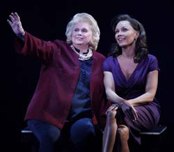 Barbara Cook and Vanessa Williams in