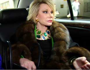 A scene from Joan Rivers: A Piece of Work