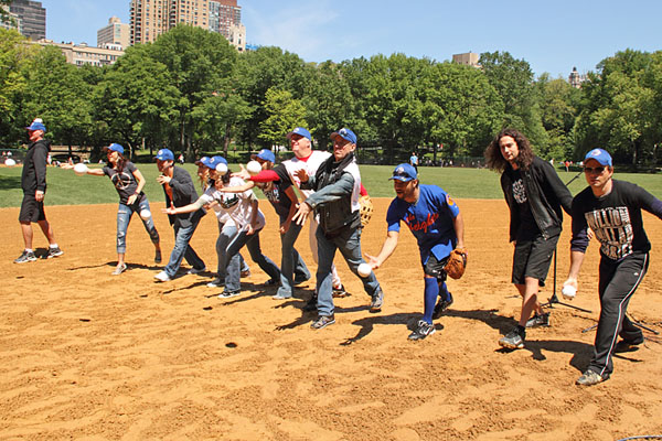 Jeff Nelson, Diana DeGarmo, Mandy Gonzalez, Katie Rose Clarke, Laura Osnes, Gregory Jbara, Terrence Mann,