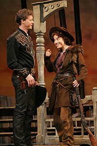Kevin Earley and Jenn Gambatese