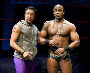 Desmin Borges and Terence Archie in