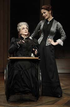 Angela Lansbury and Catherine Zeta-Jones