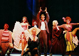 The company of Amour(Photo: Joan Marcus)