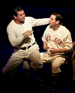 Burke Moses and Colin Donnell