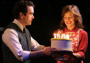 Brian d'Arcy James and Alice Ripley