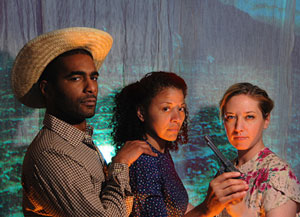 Derek Jamison, Tonya Canada, and Rebecca Servon