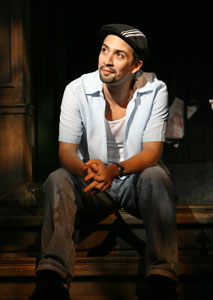 Lin-Manuel Miranda in In the Heights