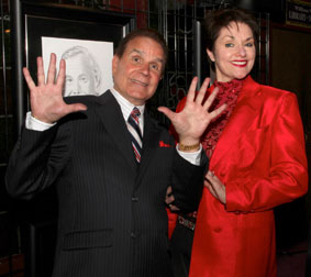 Rich Little and Toni Morrell