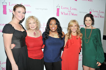 Diane Neal, Penny Fuller, Sherri Shepherd, Rachael Harris
