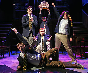 Zach Bandler, Dan Lawler, Max Spitulnik,