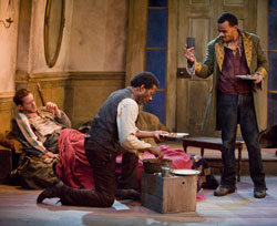 A scene from The Whipping Man