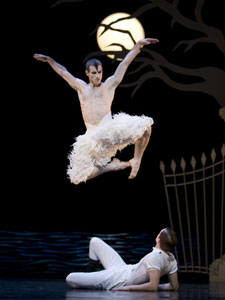 Jonathan Ollivier and Dominic North