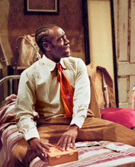 Don Cheadle in Topdog/Underdog