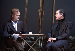 Kelsey Grammer and Douglas Hodge