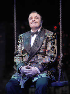 Nathan Lane in The Addams Family