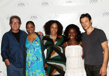 Larry Pine, de'Adre Aziza, Adriane Lenox, Uzo Aduba,