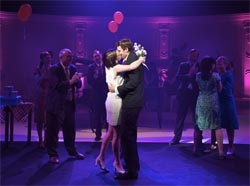 A scene from Love Story