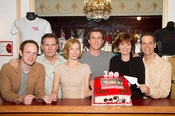Cast Members Sean Dugan, Cotter Smith, Maddie Corman, Patrick Heusinger, Connie Ray, and Patrick Breen