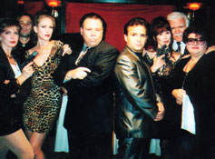 The cast of Murdered By the Mob