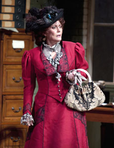 Elizabeth Ashley in Mrs. Warren's Profession