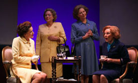 Claire Cox, Kika Markham, Stella Gonet, Heather Craney