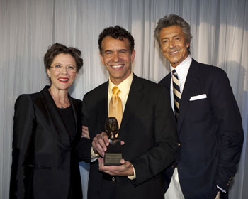 Annette Bening, Brian Stokes Mitchell, and Tommy Tune