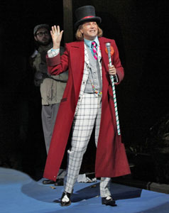 Daniel Okulitch in The Golden Ticket