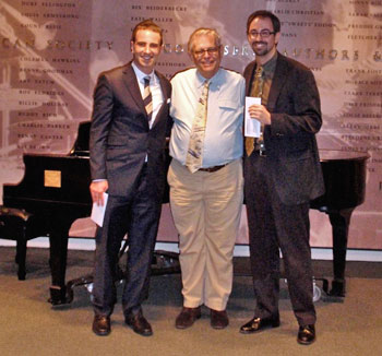 Barry Wyner, Richard Maltby, Jr. and Peter Mills (© H.E. Yhoman)