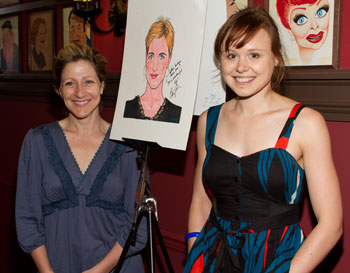 Edie Falco and Alison Pill