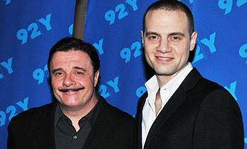 Nathan Lane and Jordan Roth