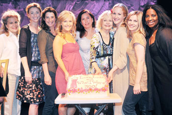 Monique Fowler, Diane Neal, Cobie Smulders, Rachael Harris,