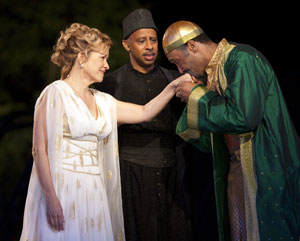 Linda Emond, Ruben Santiago-Hudson,