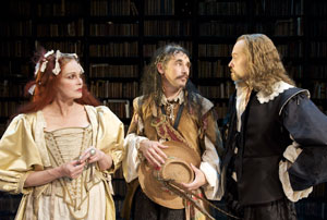 Joanna Lumley, Mark Rylance, and David Hyde Pierce