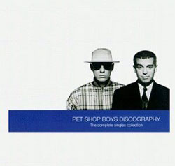 Pet Shop Boys' Discography Artwork