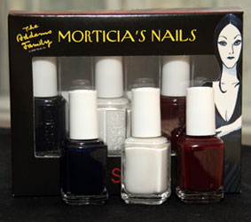 """Morticia's Nails""