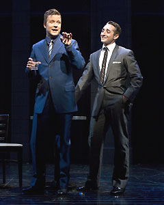 Will Chase and Eric Schneider