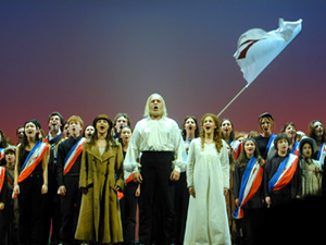 "The Les Miz finale of the 14th annual""Gypsy of the Year"" competition(Photo: © Michael Portantiere)"